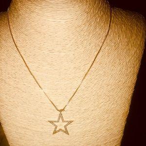 Cadena de estrella de acero inoxidable